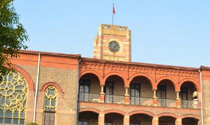 苏州大学自考院校风景